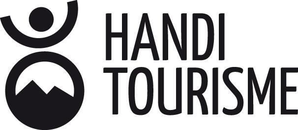 Logo handitourisme au Grand-Bornand