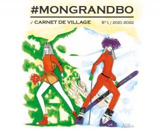#MONGRANDBO n°1 / The book-note 2021-2022