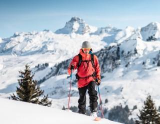 Itinéraires ski de randonnée