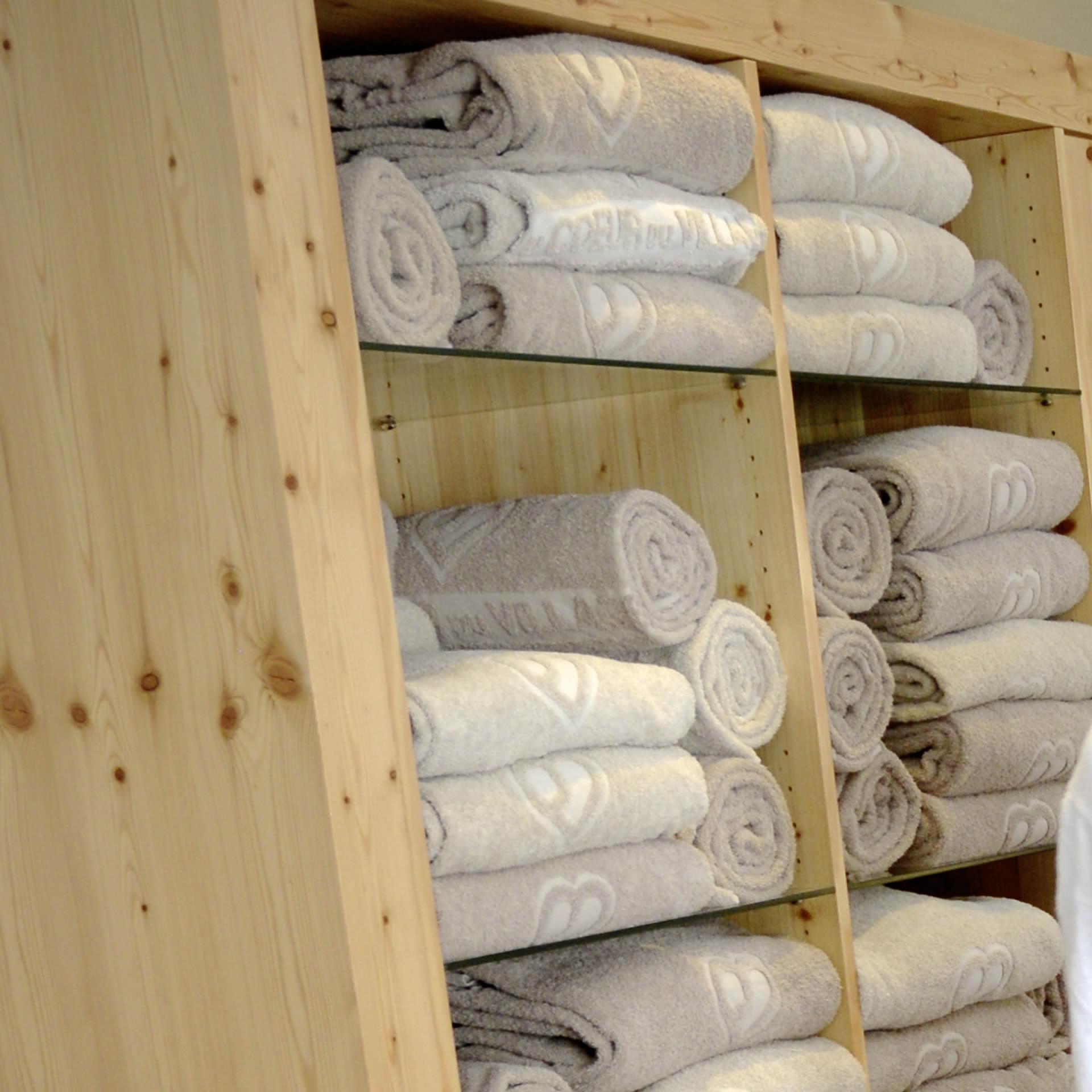 Vermietung Hauswäsche - Wäschereien