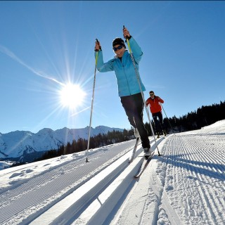 Cross-country ski passes