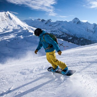 Ski lift passes