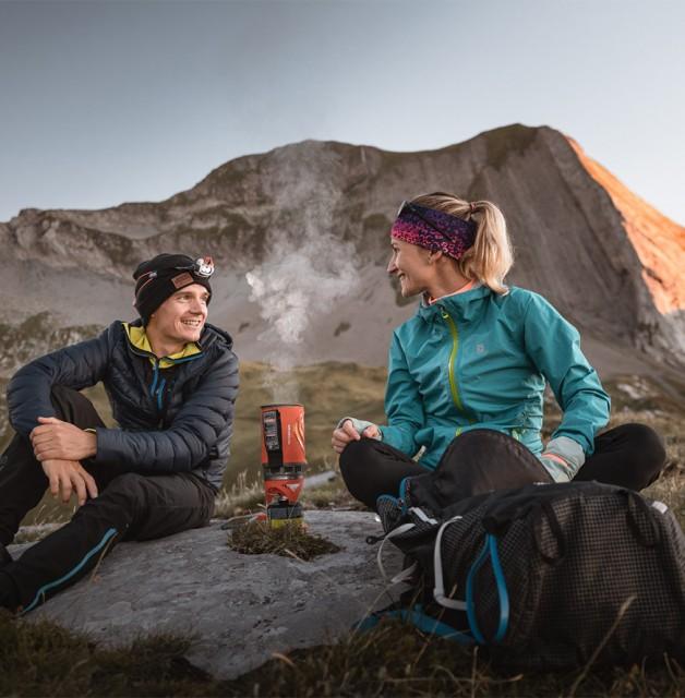 Randonnées guidées bivouac et trekking 2 jours et plus