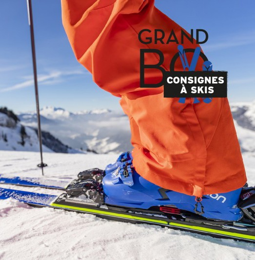 Consignes à skis