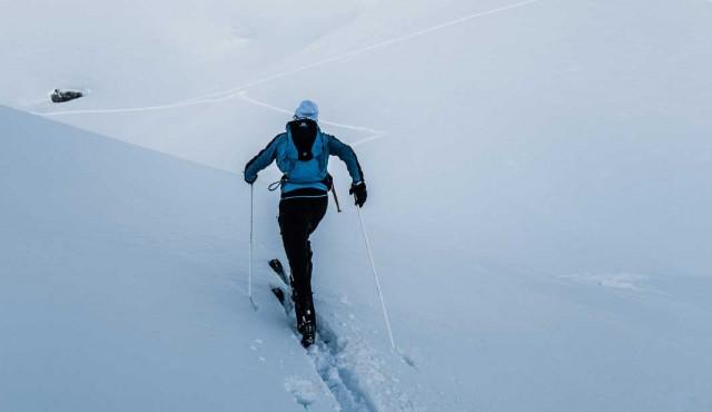 Ski de Randonnée au Grand-Bornand