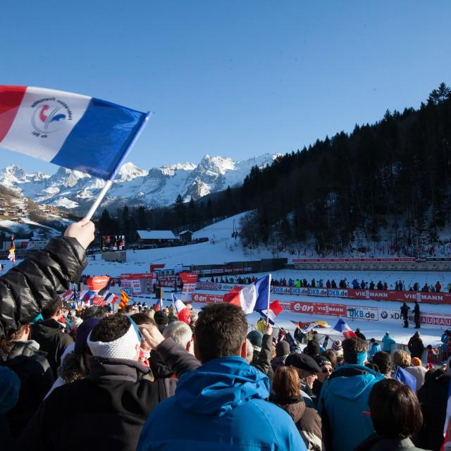 BMW IBU Coupe du monde de biathlon