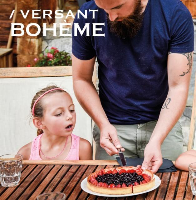 Versant Bohème