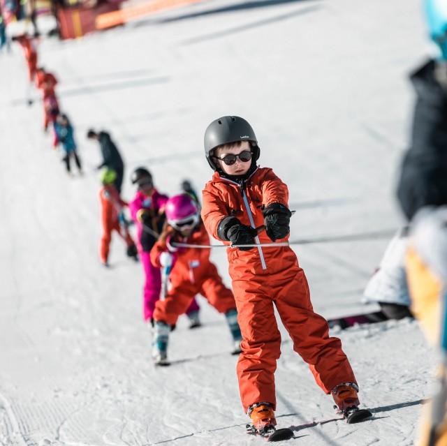 Cours de ski alpin