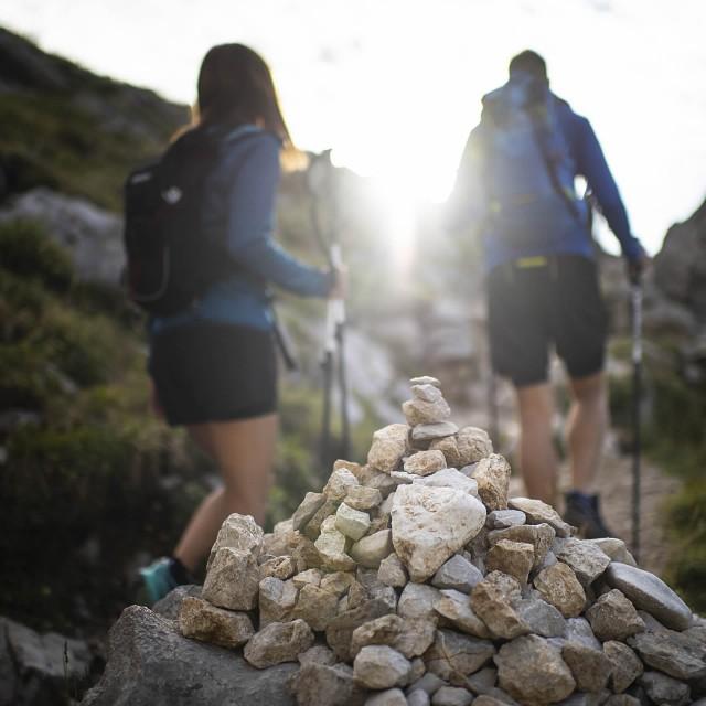 Wanderungen und Spaziergänge