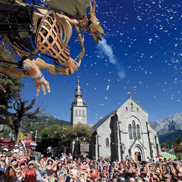 Festival 'Au Bonheur des Mômes'