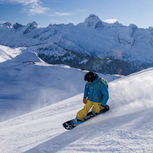 Forfait tout compris bus + forfait de ski