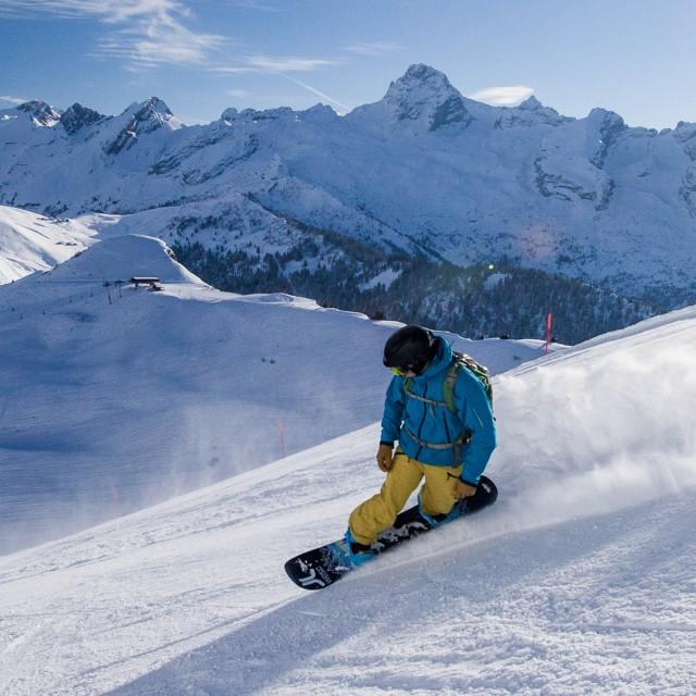 Grand-Bo Link : offre ski + transport