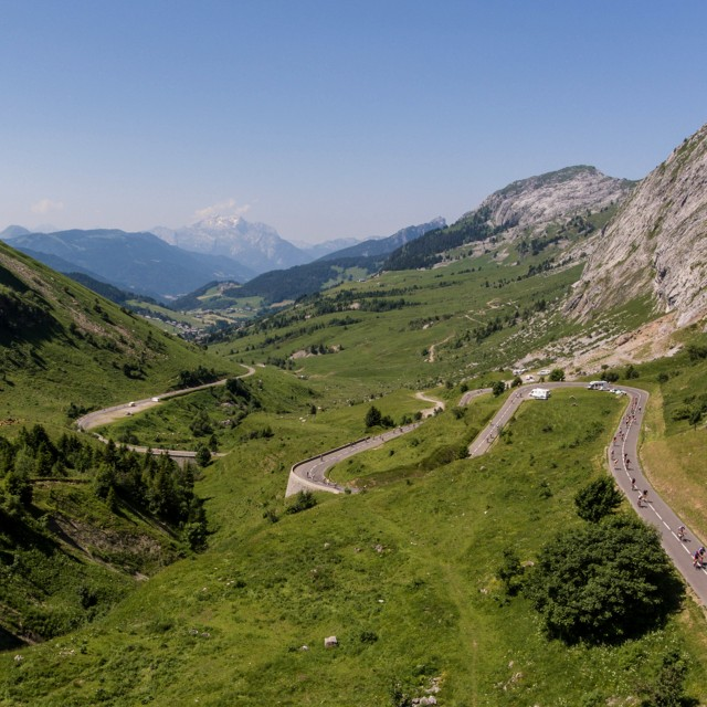 Getting to the Grand-Bornand