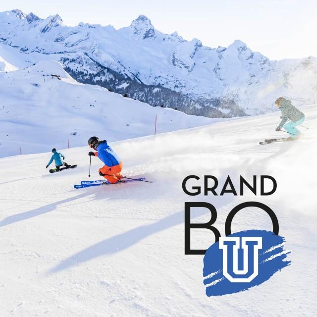 "Forfait ski ""Grand-Bo U"""