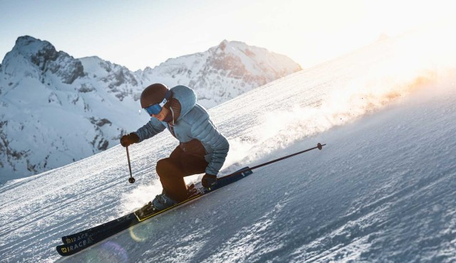 ski alpin au Grand-Bornand