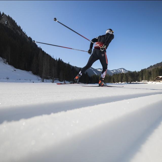 Langlaufen - Biathlon