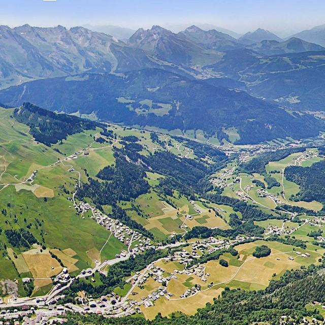 Luftbild 360° Sommer