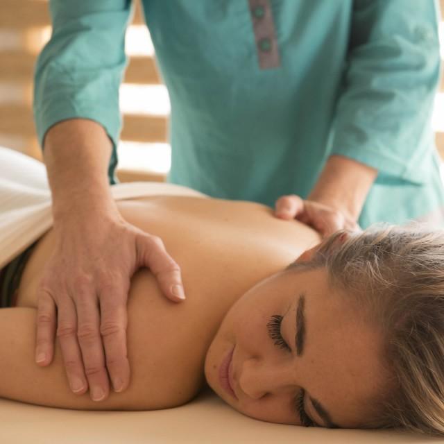 Spa und Massage