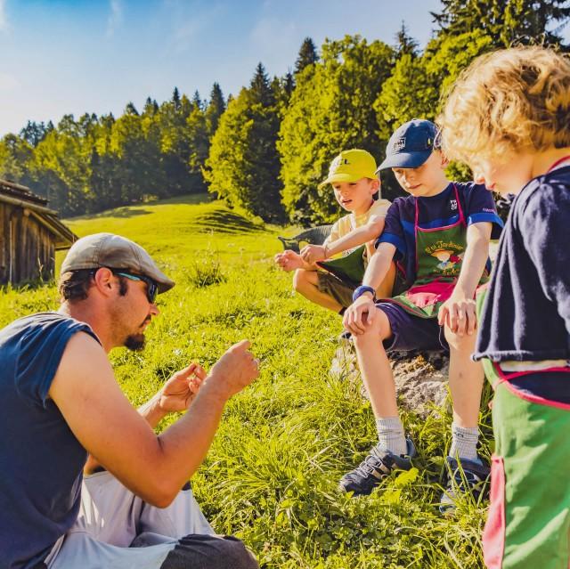 Ateliers autour de l'Alpe