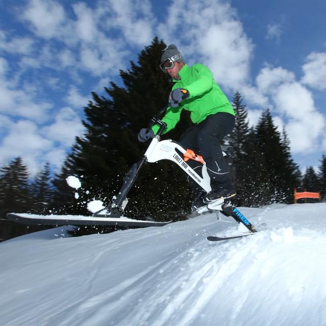 Neue Wintersportarten