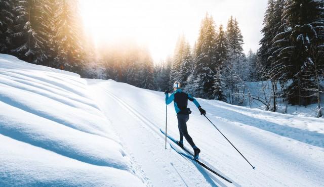 ski nordique au Grand-Bornand