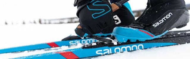 visuel Salomon - Ski Nordique