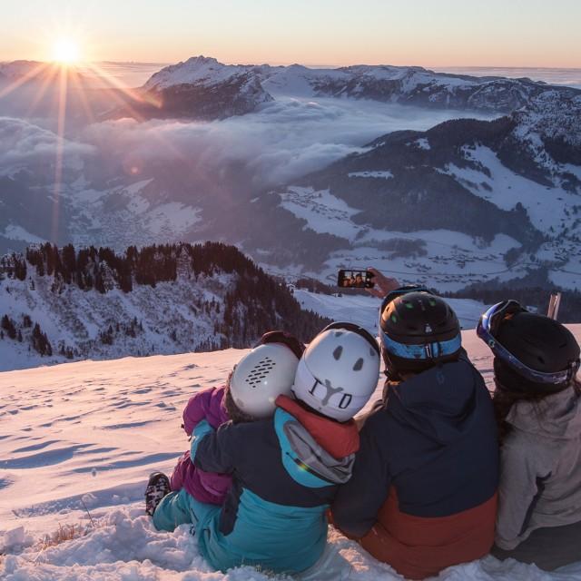 Ski lifts opening