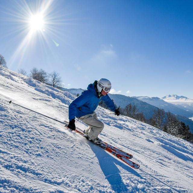 """Ski pass """"Grand-Bo Lib"""""""