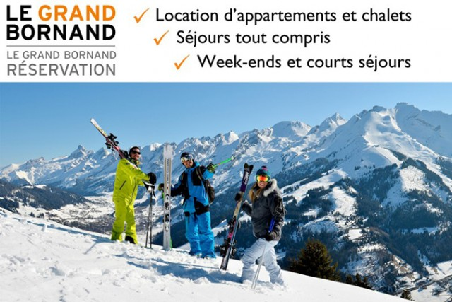 Le Grand-Bornand Reservation Agency