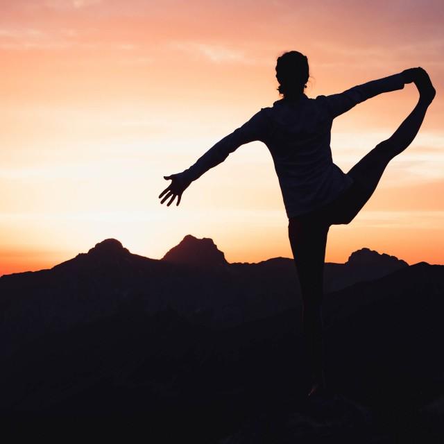 Yoga und persönliche Entwicklung