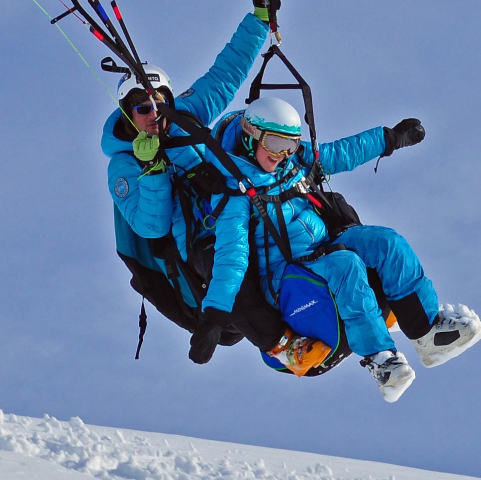 Paragliding schools