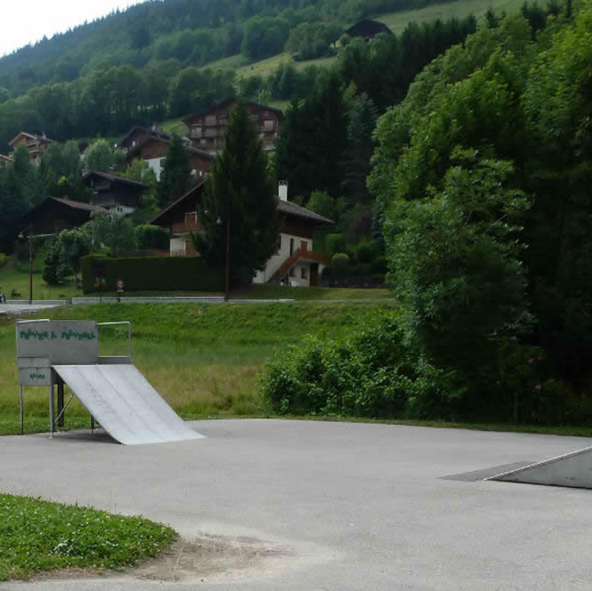 Skate Park and City Stade