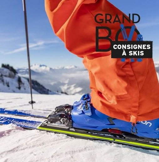 visuel consigne à skis