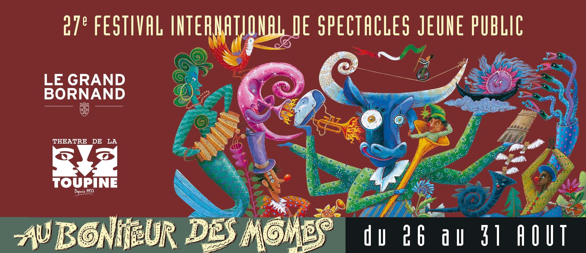 Festival Au Bonheur des Mômes