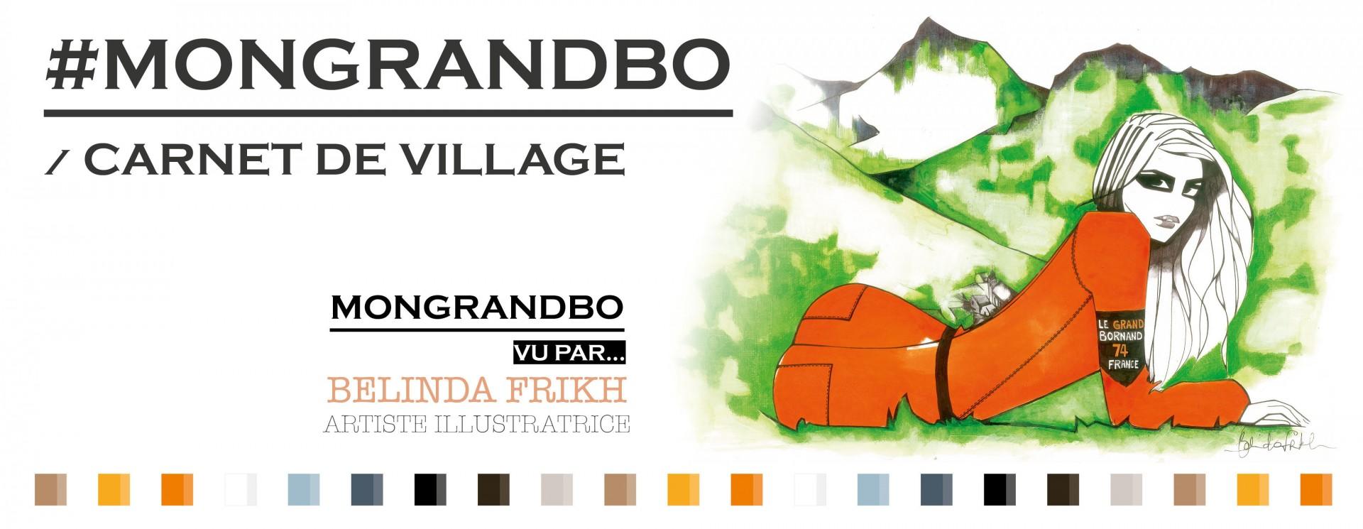 Mon Grand-Bo vu par Belinda Frikh