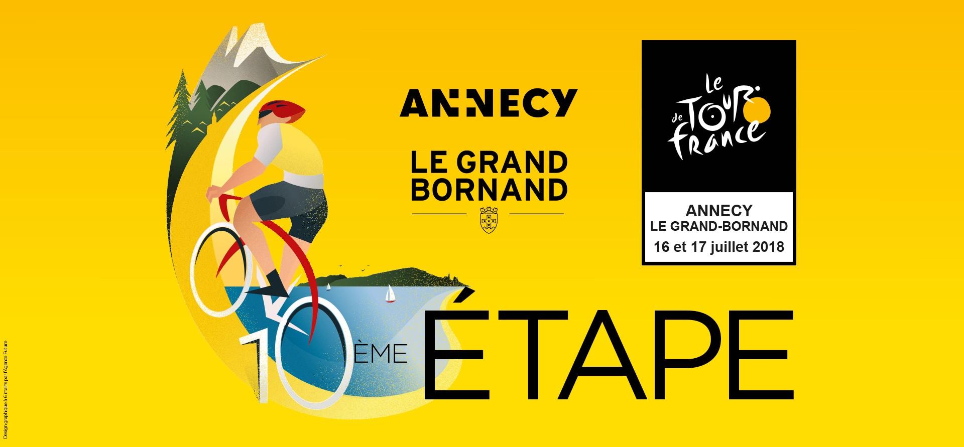 10ème étape du Tour de France 2018