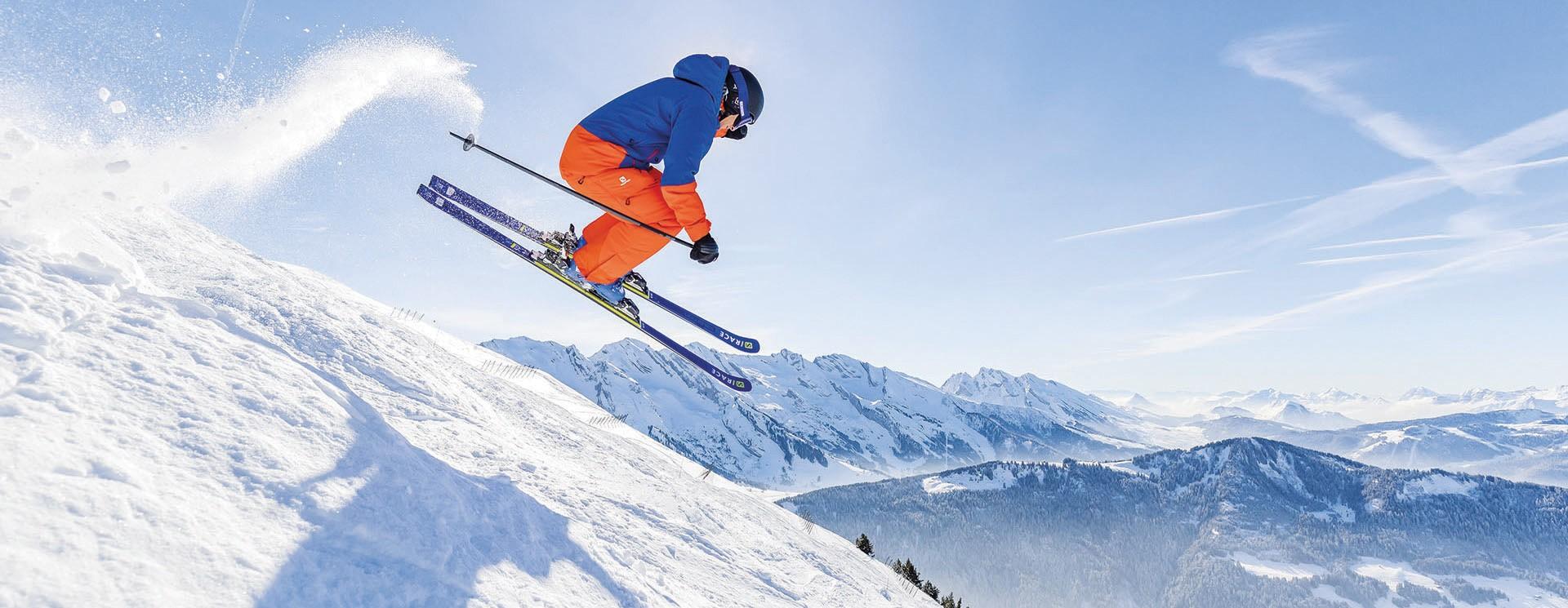 Le domaine skiable en 10 incontournables