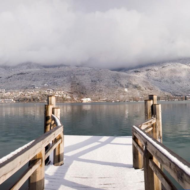 Annecy, son lac et sa vieille ville