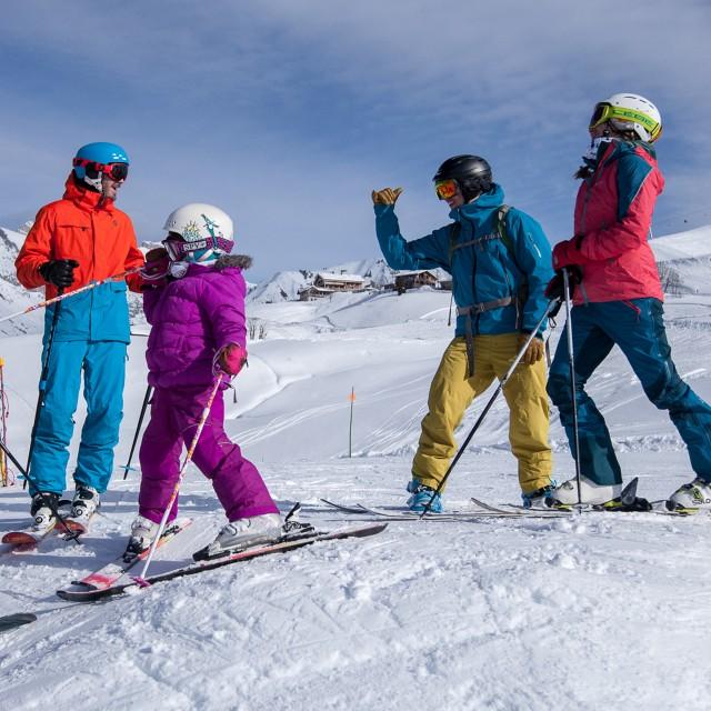 Forfaits de ski alpin Offre tribu