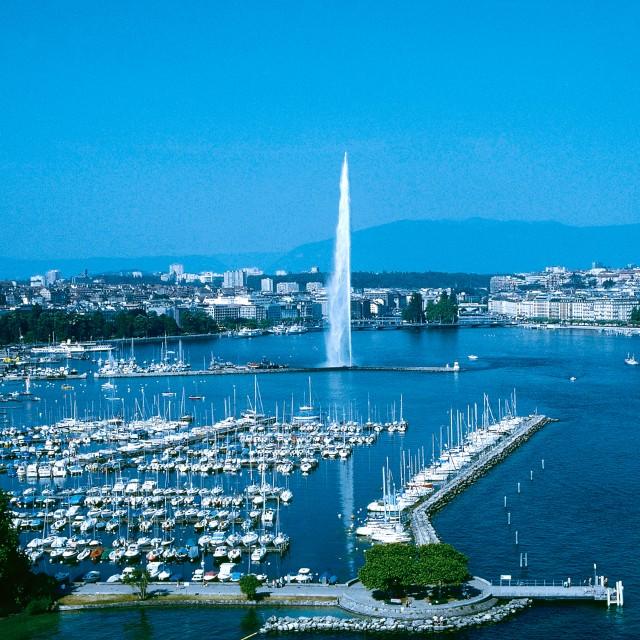 Genève et les rives du Lac Léman
