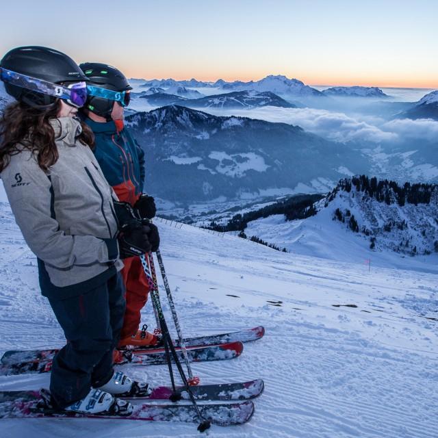 Tarifs des forfaits ski alpin Aravis