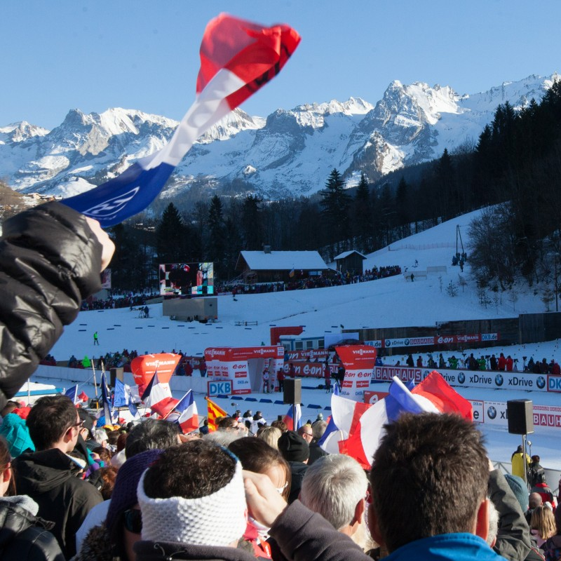 BMW IBU World Cup Biathlon Annecy - Le Grand-Bornand