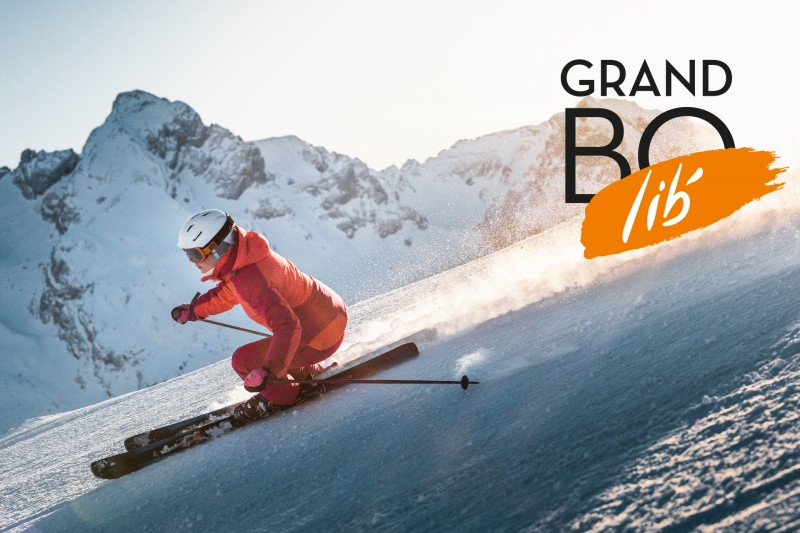 Forfait de ski Grand-Bo Lib