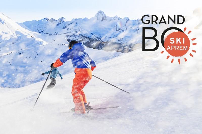 Forfait ski Aprem