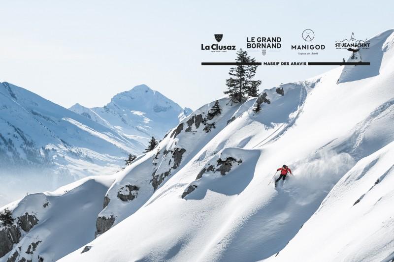 Forfait ski Aravis