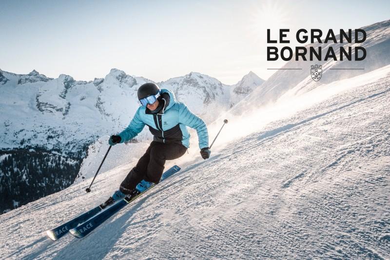 Forfait ski Le Grand-Bornand