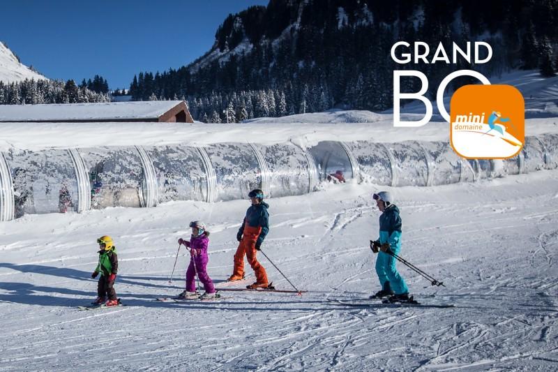 Forfait ski Mini-domaine