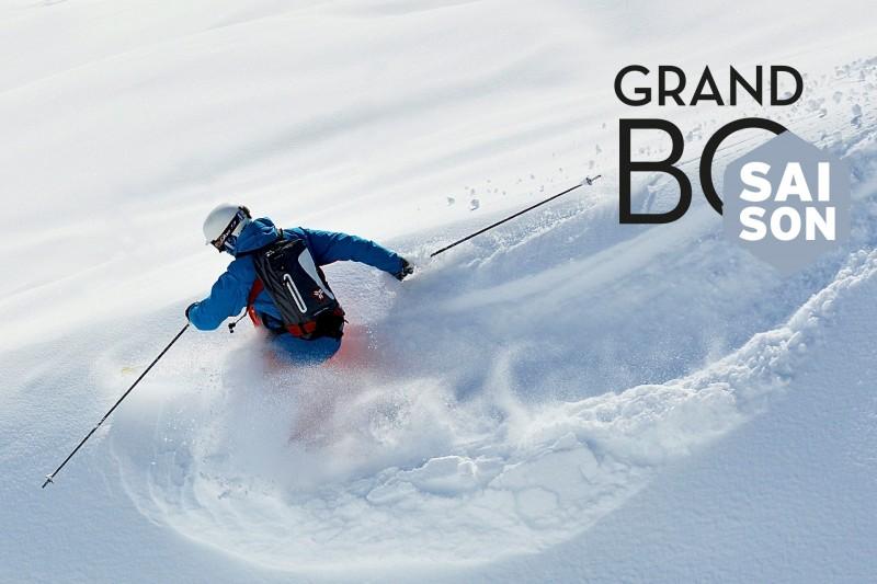 Promotion forfait ski saison