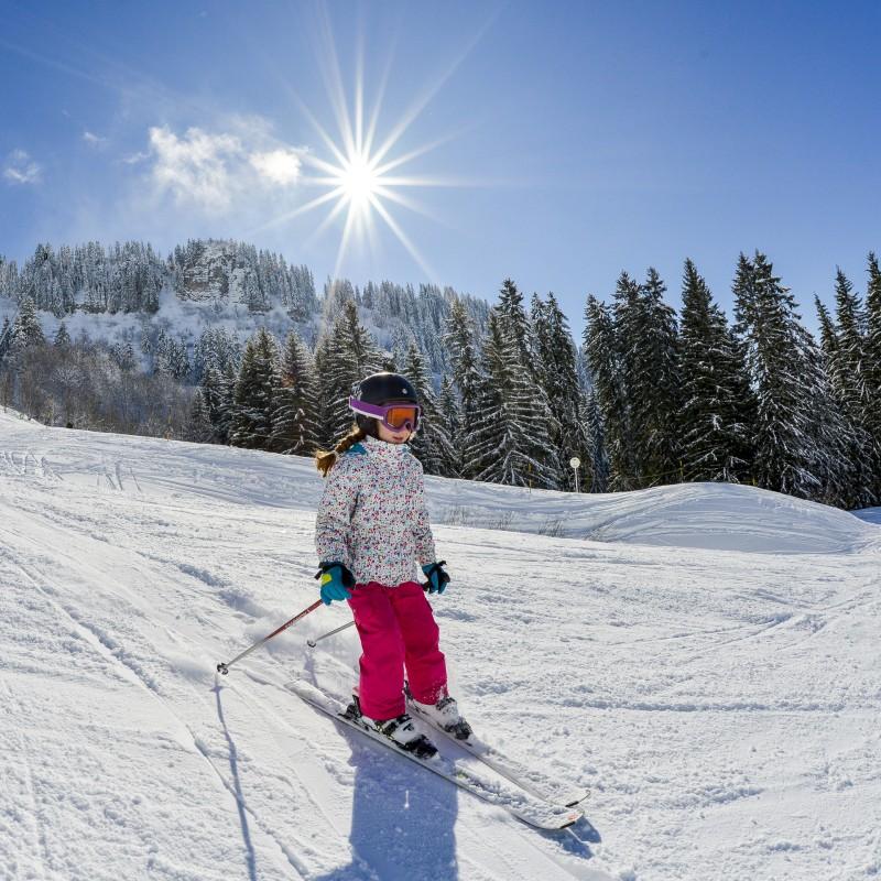 Réglementation relative aux transports des enfants sur le domaine skiable