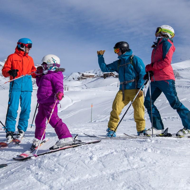 Offre forfait de ski tribu